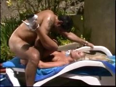 Outdoor anal with pierced nipples cutie