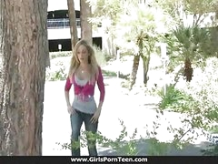 Julia sexy teen glamorous lewd naked full clips