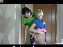 Martha&Rolf hose fuck scene