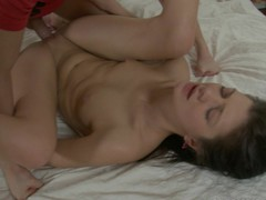Young couple bonks like bunnies until they cum hard