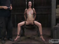 humiliated and punished