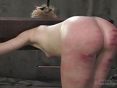 severe flogging bruised her consummate ass